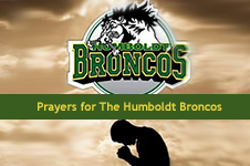 Prayers for Humboldt